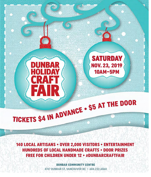Dunbar-holiday-craft-fair