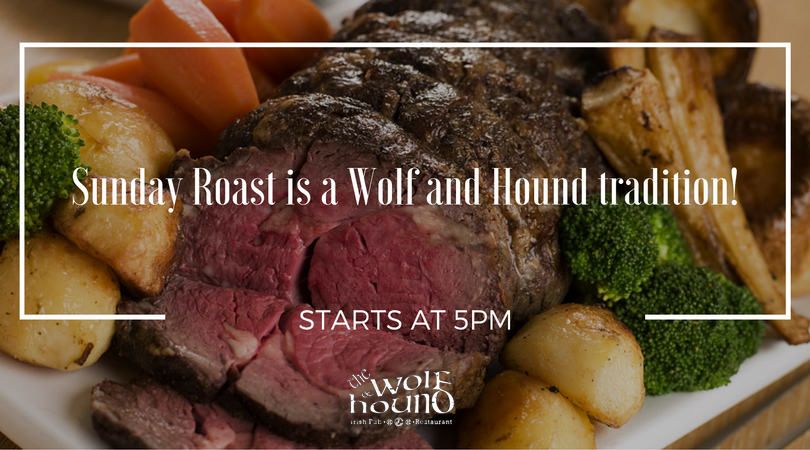 Wolf-hound-sunday-roast
