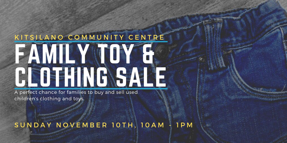 Family-toy-clothing-sale
