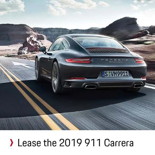 Porsche-911-carrera-lease