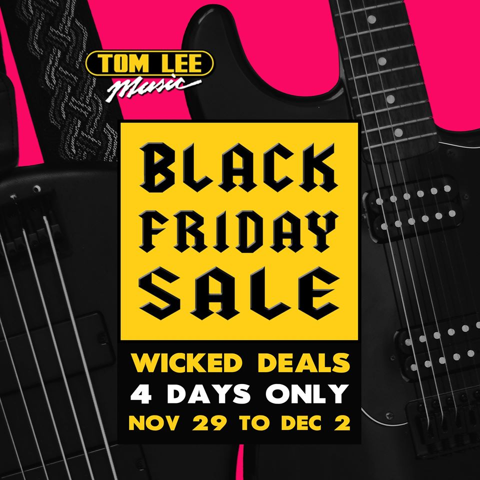 Black-friday-tom-lee-music