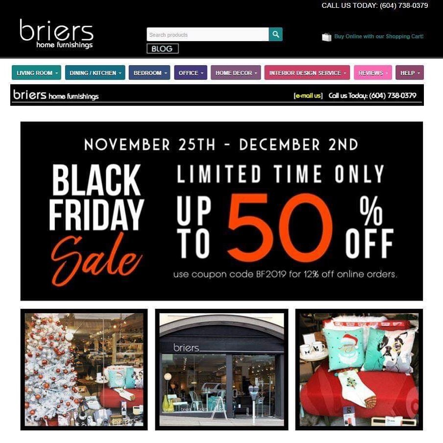 Briers-black-friday