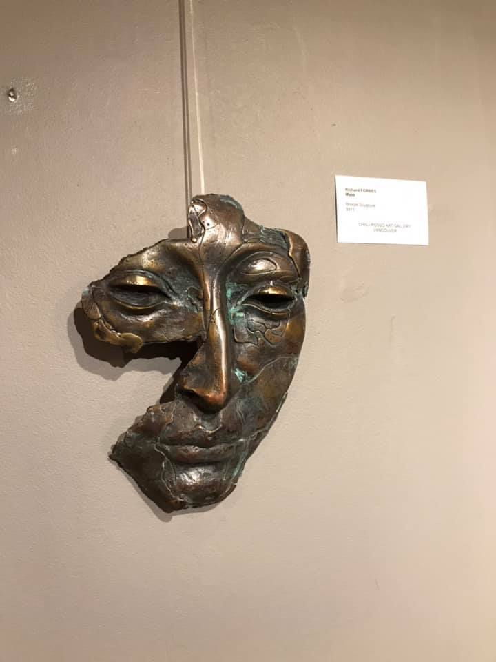 Richard-forbes-bronze-mask