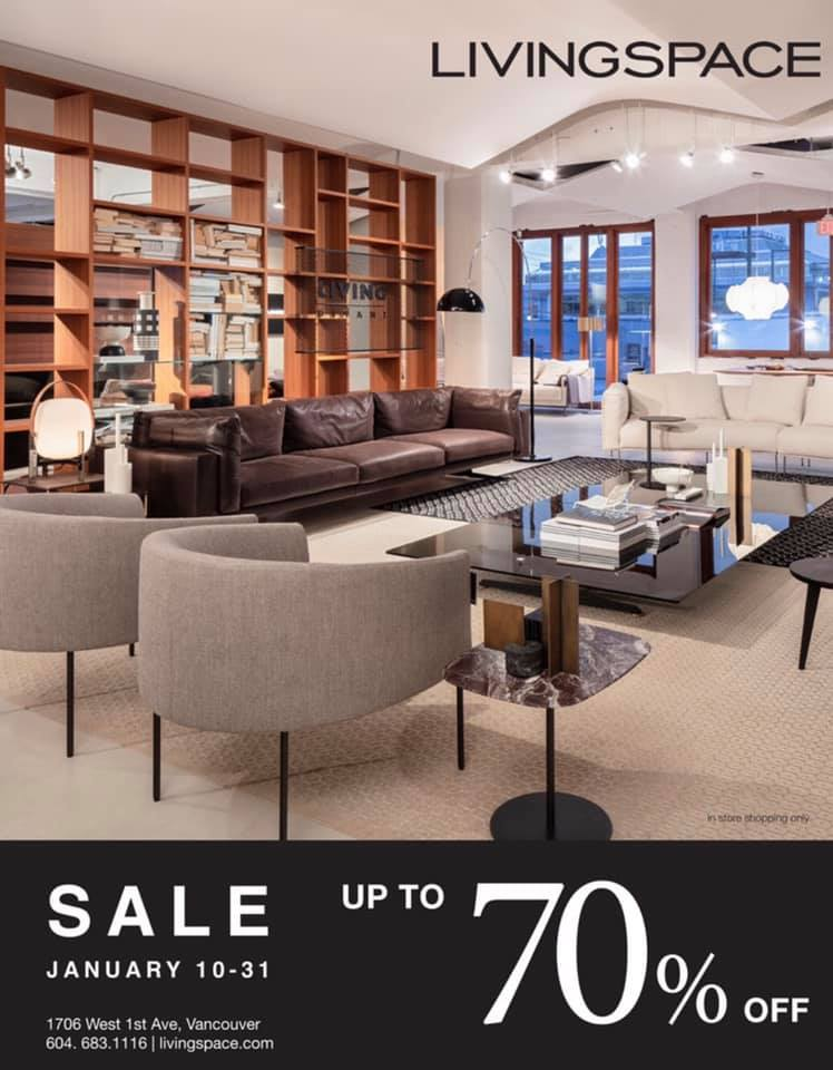 Living-space-sale