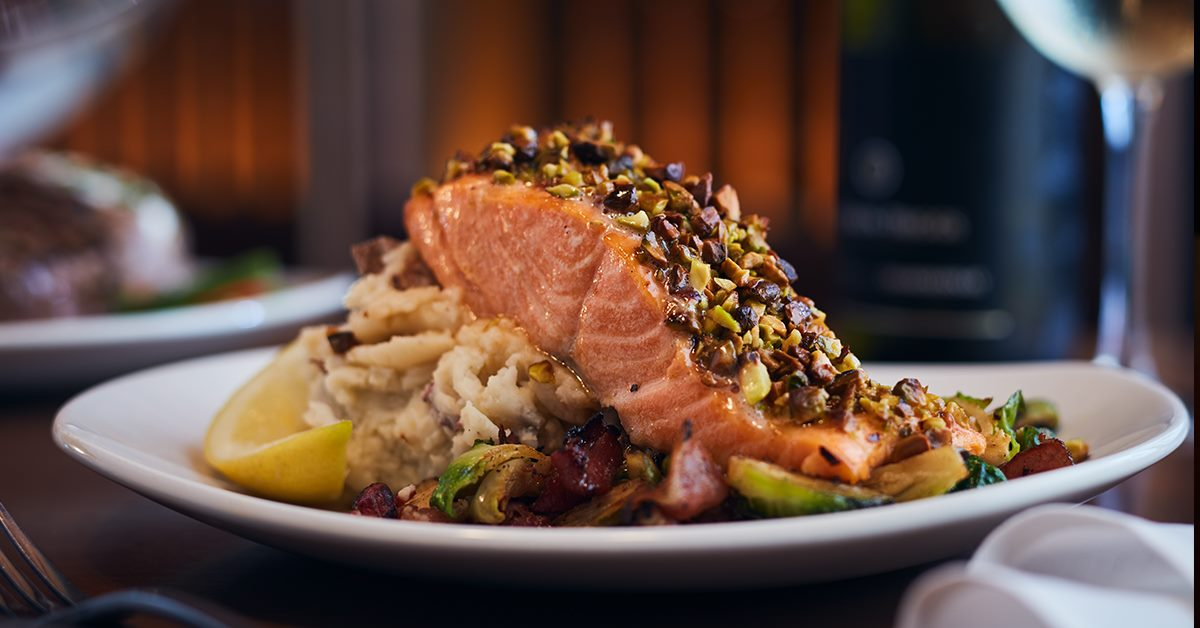 Pistachio-crusted-salmon