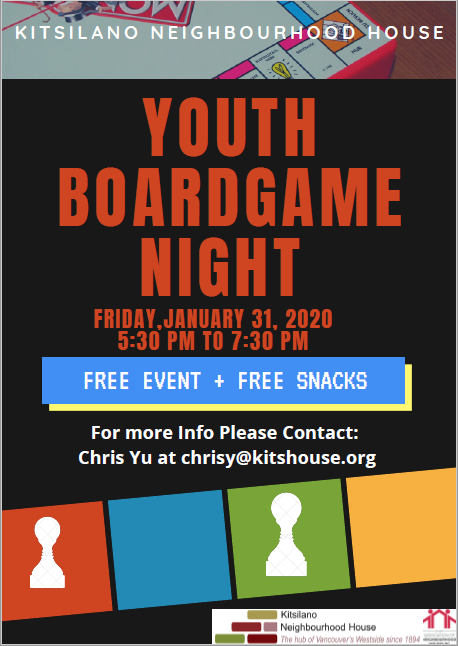 Youth-board-game-night