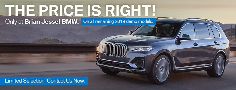 Bmw-demo-models