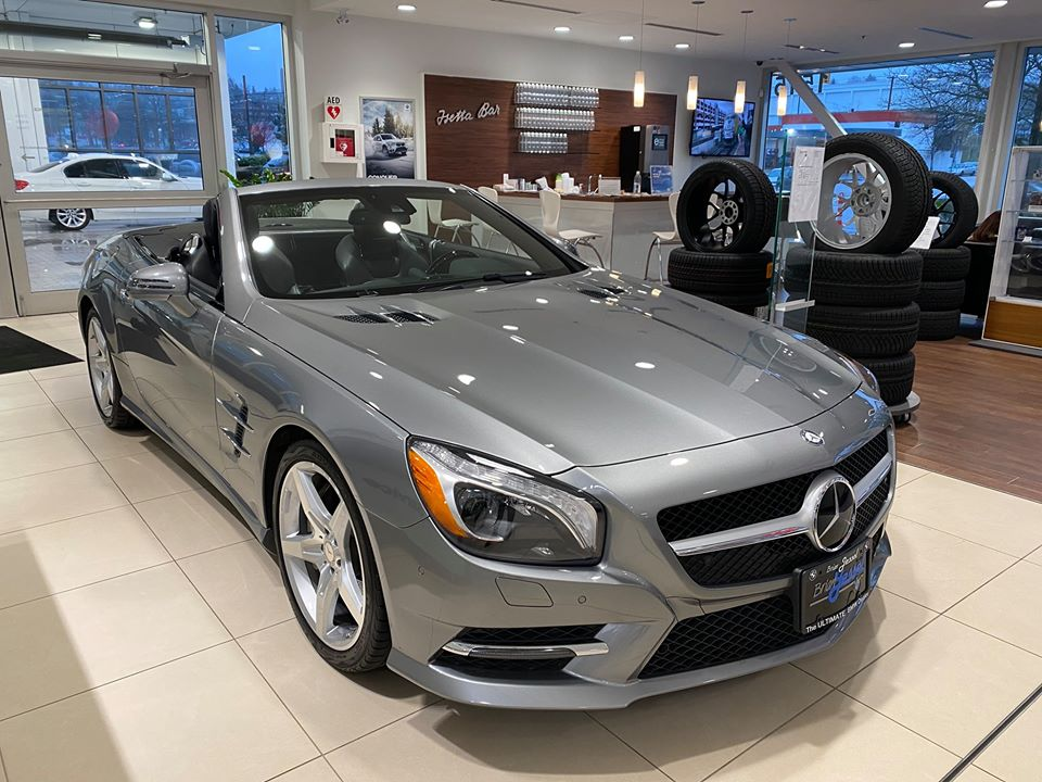 Mercedes-sl550-roadster