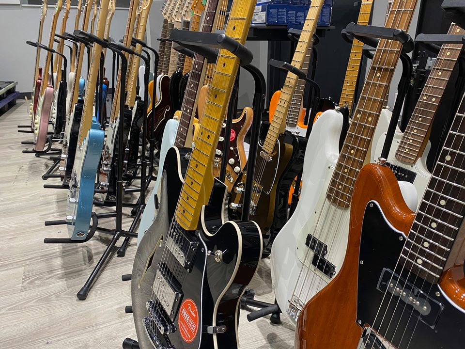 Fender-rarities