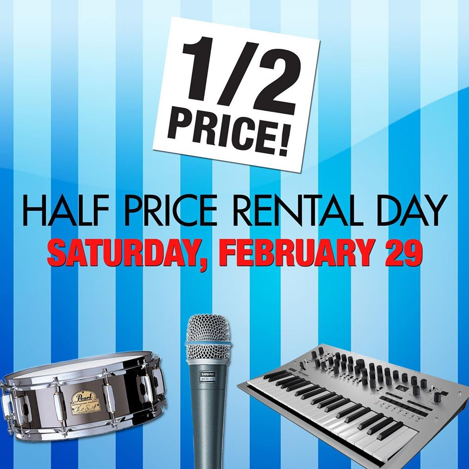 Half-price-saturday