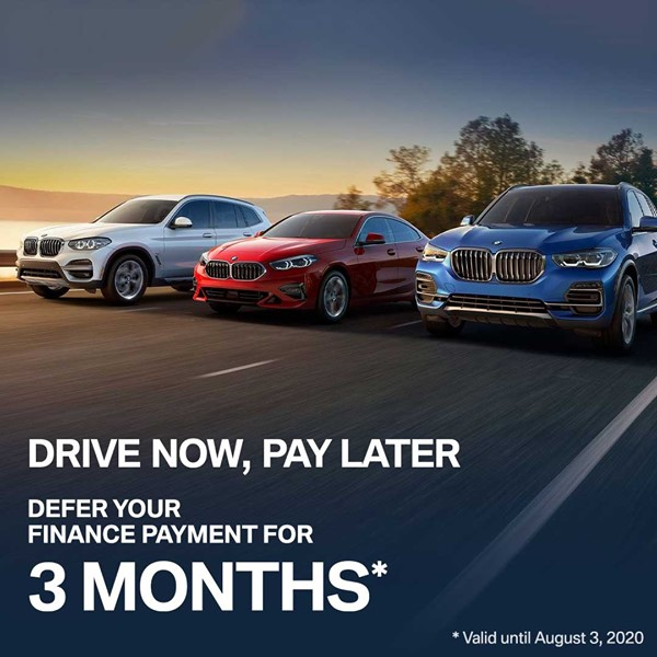Drive-now-pay-later