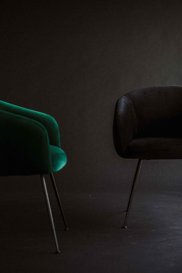 Clover-chair